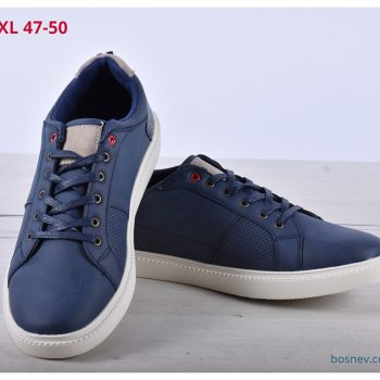 Мъжки обувки ГИГАНТ в синьо 9183