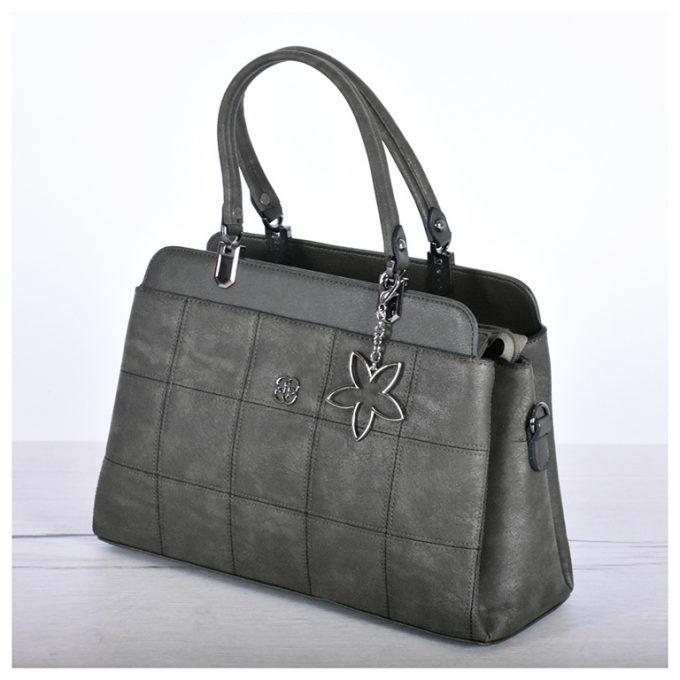 Дамска чанта в зелено 511