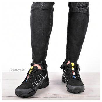 Мъжки обувки в черно 1953-1