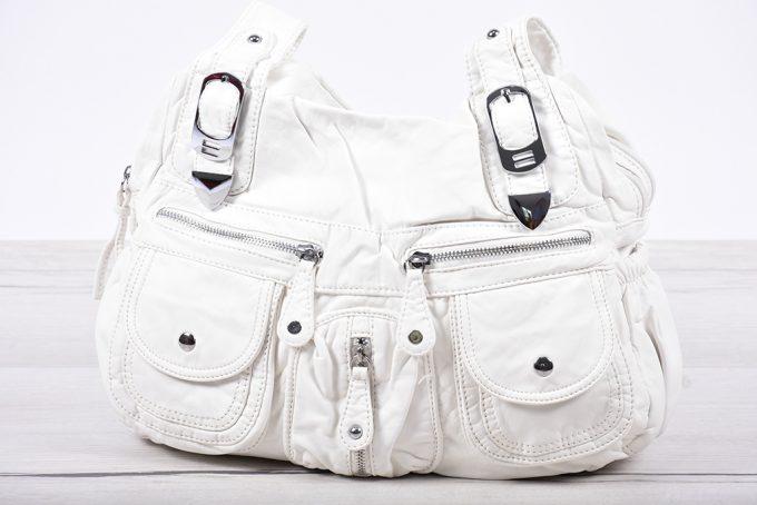 Дамски комплект в бяло 2120 -1К
