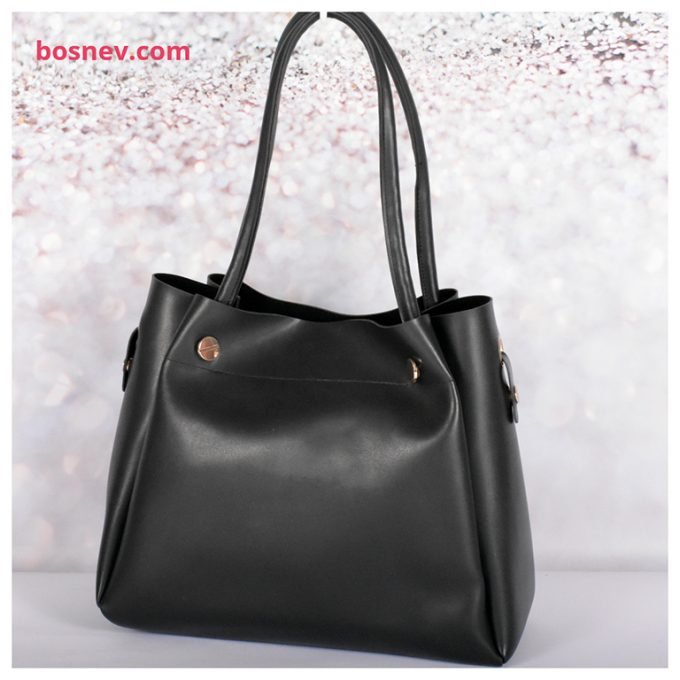 Дамска чанта с органайзер 1041